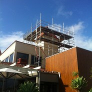 Aussie Scaffold specialise in commercial scaffolding.
