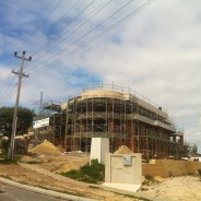 Aussie Scaffold are experts residential scaffolding.